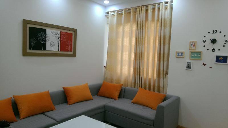 Phòng khách Chung cư mini Nguyễn Chí Thanh - Đống Đa